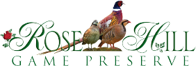 Rose Hill Game Preserve Logo